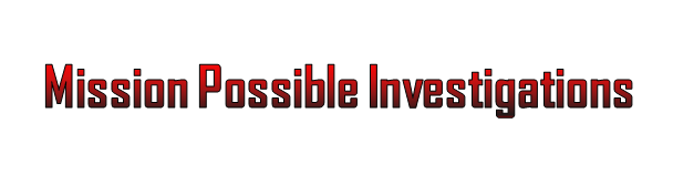 Misison Possible Investigations